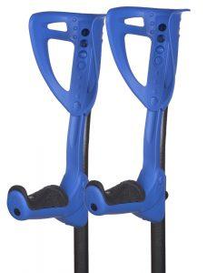 FDI ergotech blue with black grip pair