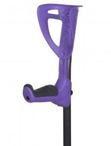 FDI ergotech purple with black grip single