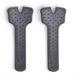FDI Forearm Protection Pad Black Pair