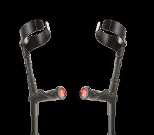 flexyfoot crutches anatomic pair