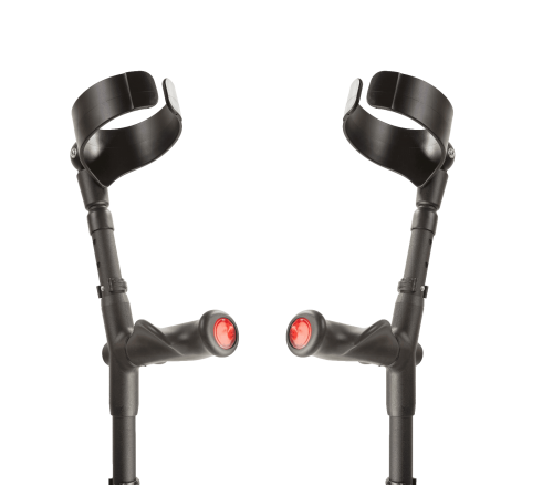 flexyfoot crutches anatomic pair