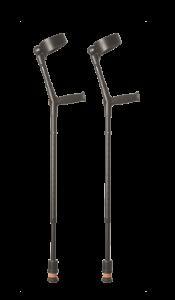 flexyfoot crutches closed cuff pair full