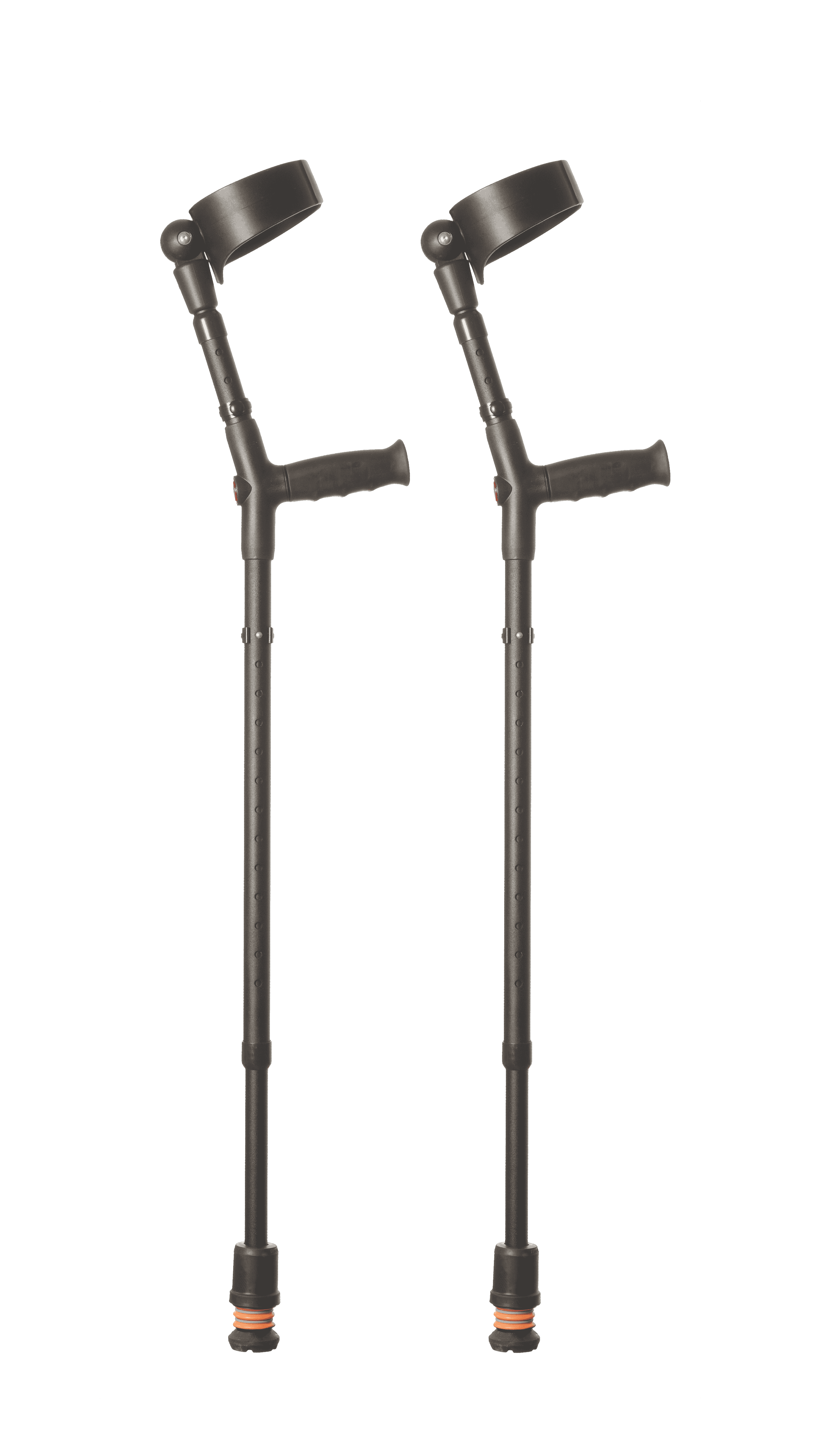 flexyfoot crutches closed cuff pair full