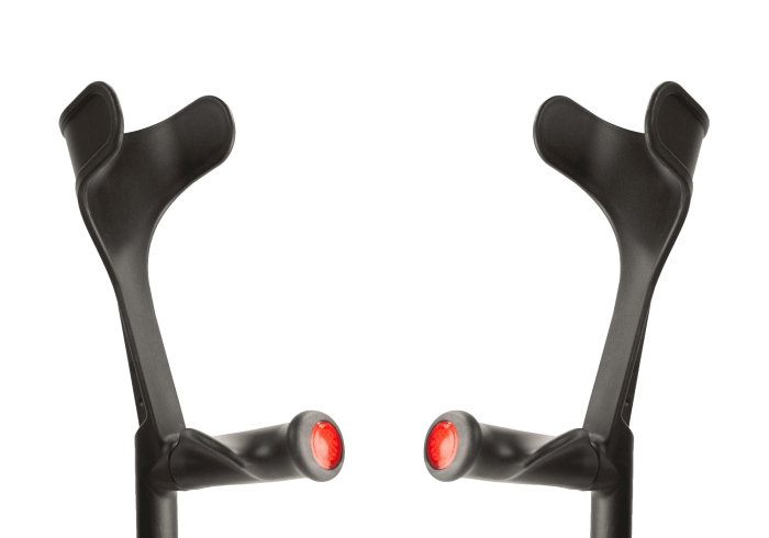 flexyfoot crutches open cuff anatomic pair